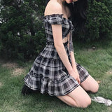 Romance Girl Dress SD01094 - SYNDROME - Cute Kawaii Harajuku Street Fashion Store
