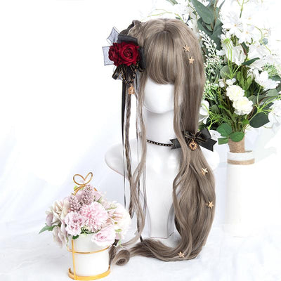 Soft Girl Wig SD00303 - SYNDROME - Cute Kawaii Harajuku Street Fashion Store