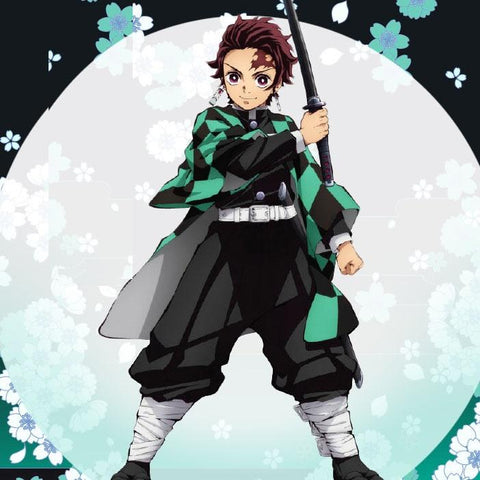 Demon Slayer: Kimetsu No Yaiba Tanjirou Kamado Cosplay SD01258