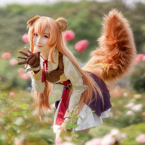 The Rising of the Shield Hero Raphtalia Cosplay SD01115