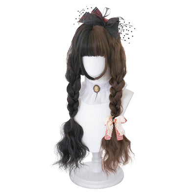 Duo Girl Wig SD00237 - SYNDROME - Cute Kawaii Harajuku Street Fashion Store