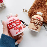 Strawberry&Chocolate Drink Airpods Case SD01472