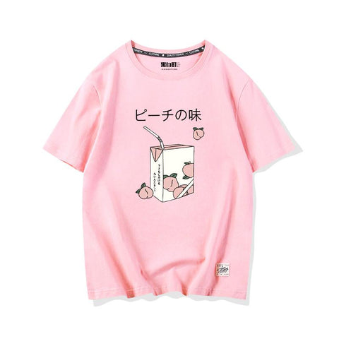 Peachy Drink T-shirt SD01504