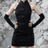 Strap Me up Dress SD01069