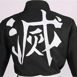 Demon Slayer: Kimetsu No Yaiba Tanjirou Kamado Cosplay SD01258 - SYNDROME - Cute Kawaii Harajuku Street Fashion Store