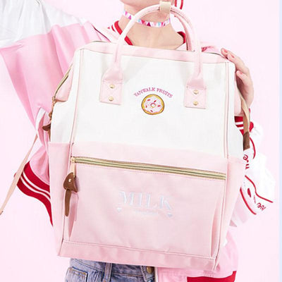 Milky Food Backpack SD00627 - SYNDROME - Cute Kawaii Harajuku Street Fashion Store