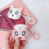 Artemist Luna Diana Airpods Case SD01254 - SYNDROME - Cute Kawaii Harajuku Street Fashion Store