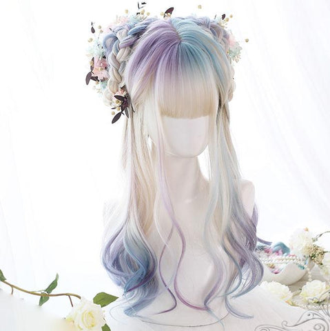 Magical Unicorn Pastel Wig SD01502