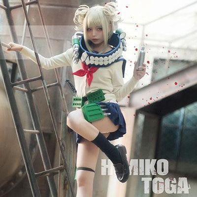 Himiko Toga School Uniform SD01603 - SYNDROME - Cute Kawaii Harajuku Street Fashion Store