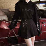 Scourge Sweater SD01453 - SYNDROME - Cute Kawaii Harajuku Street Fashion Store