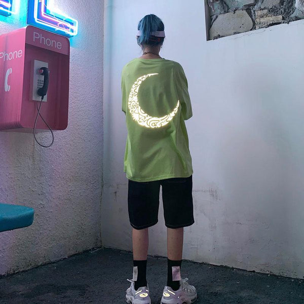 Reflective Moon  T-shirt SD01219