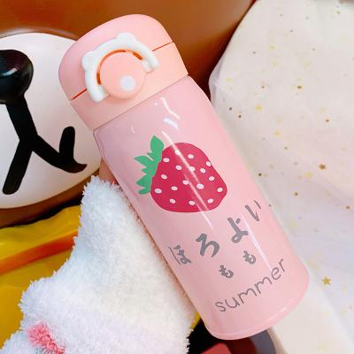 Strawberry Thermos Drink Bottle SD00302