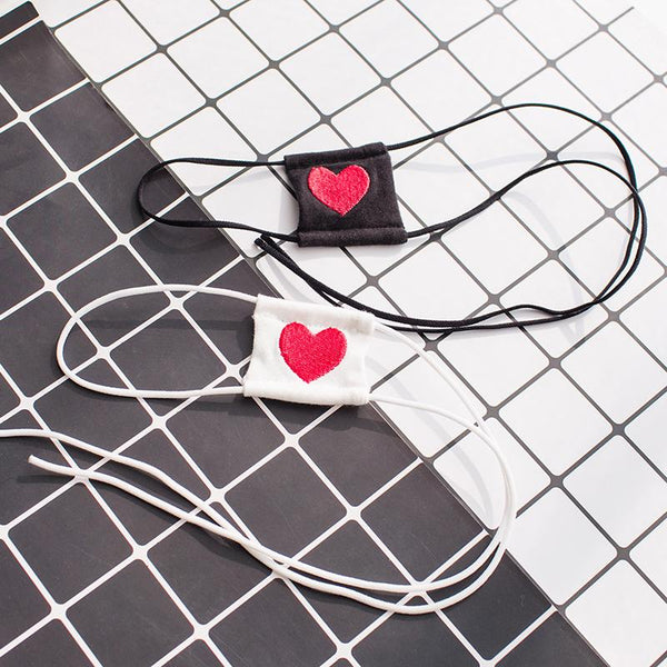 Heart Eye-Patch SD00576