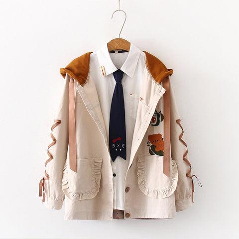 To Bear Jacket SD01712