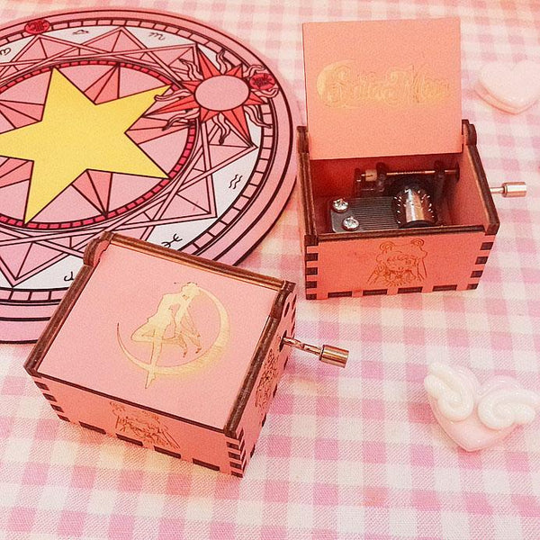 Sailor Moon Music Box SD02224