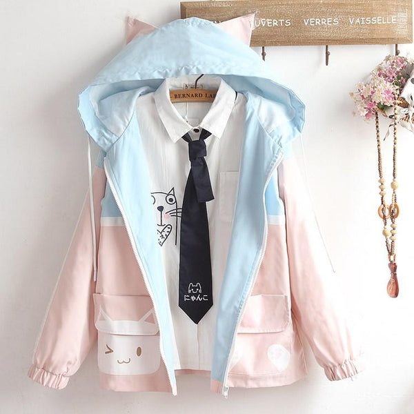Neko Love Jacket SD02023