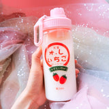 Fruity Stay Hydrated Drinking Bottle SD01177
