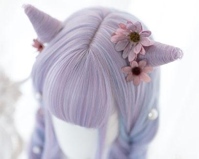 Pastel Unicorn Wig SD01147 - SYNDROME - Cute Kawaii Harajuku Street Fashion Store
