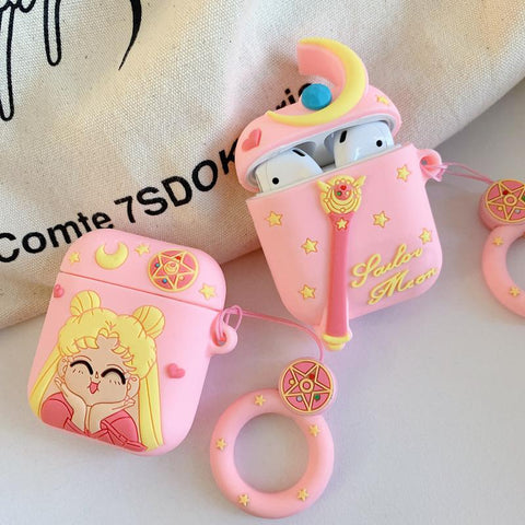Sailor Moon Airpods Case SD01242