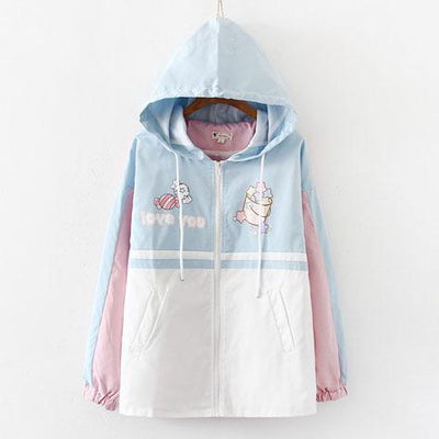 Sweets Pastel Jacket SD01757 - SYNDROME - Cute Kawaii Harajuku Street Fashion Store