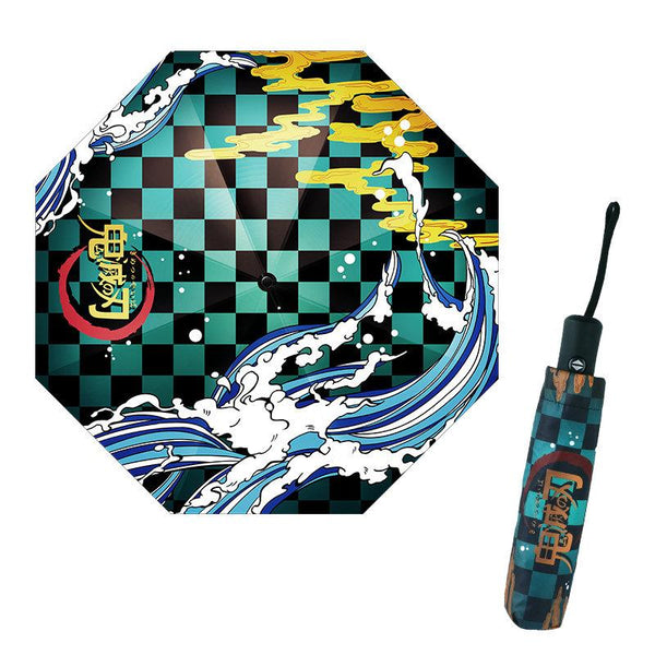 Demon Slayer Umbrella SD01626 - SYNDROME - Cute Kawaii Harajuku Street Fashion Store