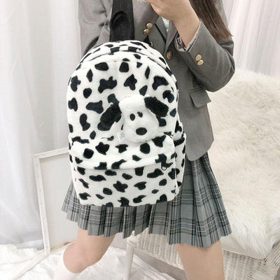 Dalmatian Backpack SD02418 - SYNDROME - Cute Kawaii Harajuku Street Fashion Store