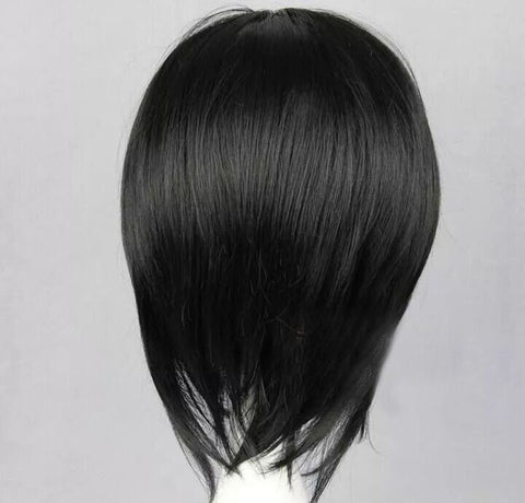 Harajuku Japanese Black Wig SD00265