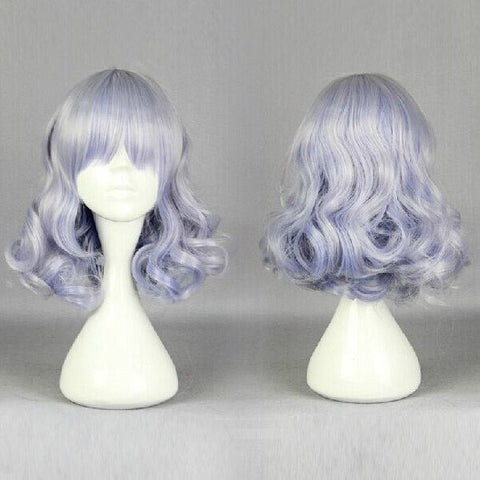 Harajuku Light Purple Wig SD00266