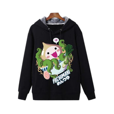 Pachimari Noodle Soup Hoodie SD02603 - SYNDROME - Cute Kawaii Harajuku Street Fashion Store