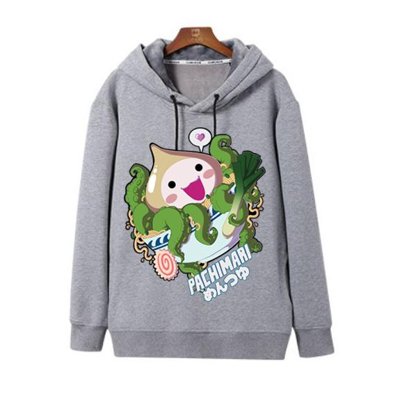 Overwatch Pachimari Noodle Soup Hoodie Sweater SD02603