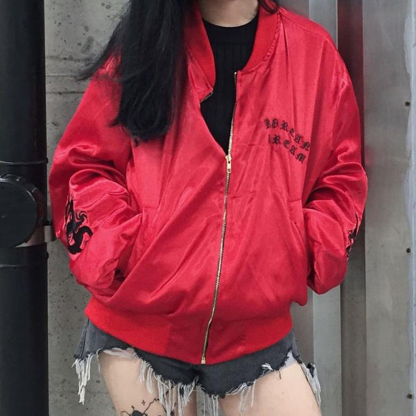 Korea Dream Dragon Bomber Jacket SD01794