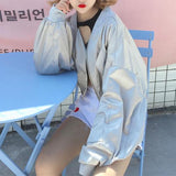 Loose Sleeve Retro Jacket SD00044