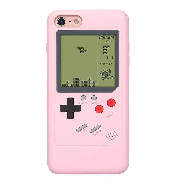 Classic Games Iphone Case SD02275 - SYNDROME - Cute Kawaii Harajuku Street Fashion Store