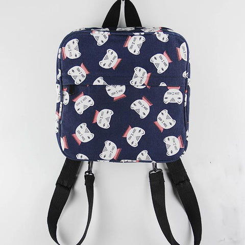 Neko Head BackPack SD00698 - SYNDROME - Cute Kawaii Harajuku Street Fashion Store
