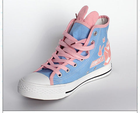 Overwatch D.VA Bunny Shoes SD02170