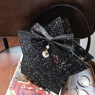 Glitter Star Bag SD01586 - SYNDROME - Cute Kawaii Harajuku Street Fashion Store