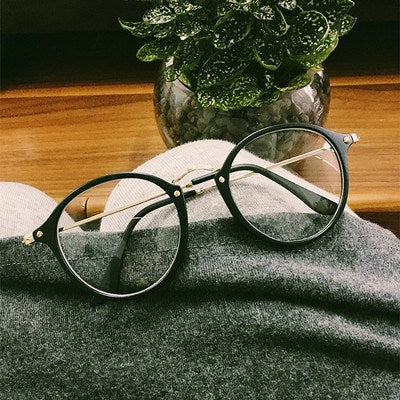 Cute Harajuku Color Frame Glasses SD01652 - SYNDROME - Cute Kawaii Harajuku Street Fashion Store