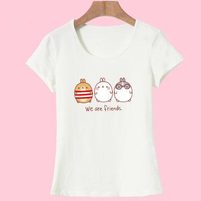 We Are Friends Bunny T-shirt SD00959