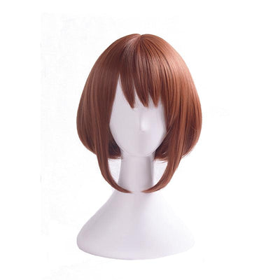 Ochaco Uraraka Wig SD01597 - SYNDROME - Cute Kawaii Harajuku Street Fashion Store