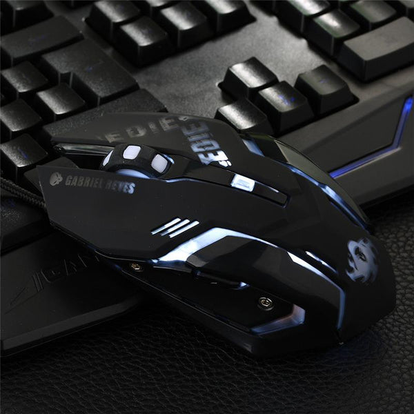 Overwatch Reaper Gaming Mouse SD01251