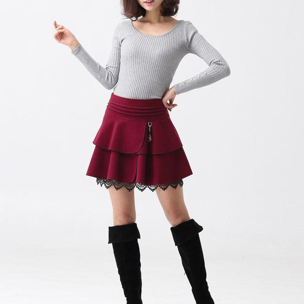 My Elegant Skirt SD01633 - SYNDROME - Cute Kawaii Harajuku Street Fashion Store