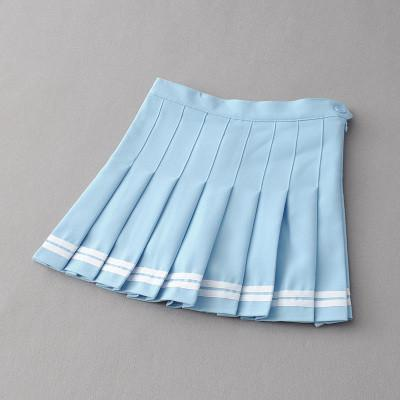 Japanese Short Stripes Skirt SD01971 - SYNDROME - Cute Kawaii Harajuku Street Fashion Store