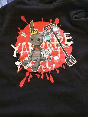 Japanese Yandere Bunny Hoodie Sweater SD01191