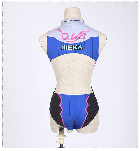 Overwatch D.VA DVA Swimsuit (swim suit) Ver.2 SD01231