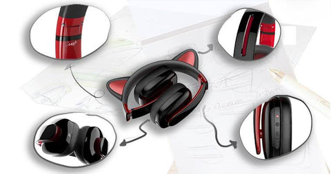 Pre-sale[Exculsive Censi]Kitty Cat Headphones SD01417