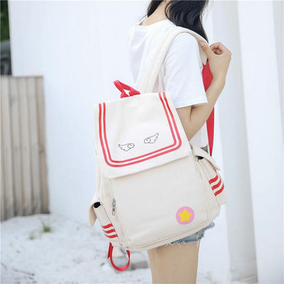 Cardcaptor Sakura School Backpack SD00938 - SYNDROME - Cute Kawaii Harajuku Street Fashion Store
