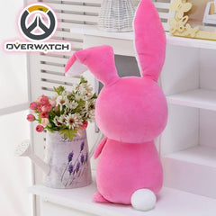 Overwatch D.VA DVA Plush Bunny Toy SD01450