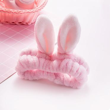 Bunny Ears Make-Up Headband SD00389 - SYNDROME - Cute Kawaii Harajuku Street Fashion Store