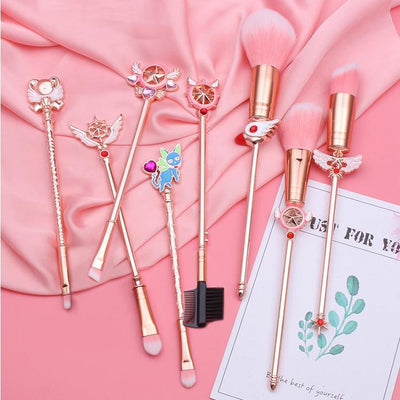 Cardcaptor Sakura Magical Make-up Brush Ver.2 SD01439 - SYNDROME - Cute Kawaii Harajuku Street Fashion Store