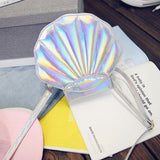 Holographic Seashell Bag SD01143